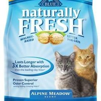 Blue Naturally Fresh Multi Cat Litter Alpine Meadow Scent 14 LB