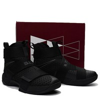 Nike Lebron soldier 10  Casual Sneakers Sport Shoes