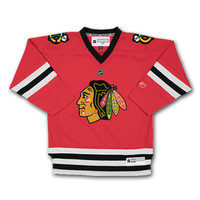 Chicago Blackhawks Reebok Infant Replica (12-24 Months) Home NHL Hockey Jersey