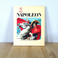 The Life and Times of Napoleon {1967} Vintage Book