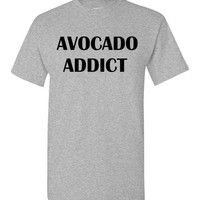 Avocado Addict T-Shirt