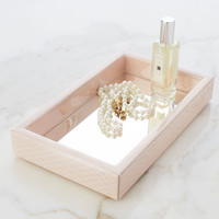 Mirrored Vanity Tray - Neiman Marcus