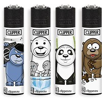 Clipper Animal Design (4 Pack)