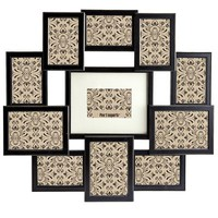 Wood Collage Frame
