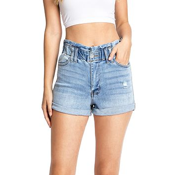 Abby Paperbag Shorts
