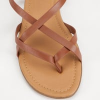 CITY CLASSIFIED Spica Womens Sandals | Sandals