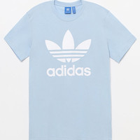adidas Trefoil Light Blue T-Shirt at PacSun.com