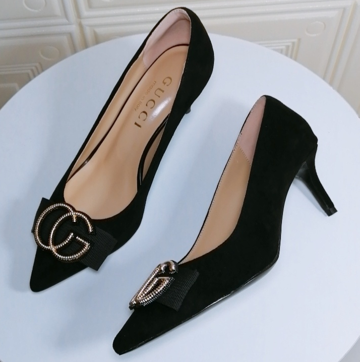 Image of GUCCI Classic high heel shoes