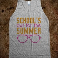School's out for the summer