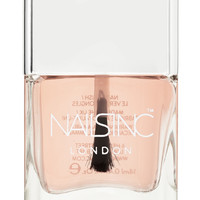 Nails inc - 45 Second Top Coat with Kensington Caviar