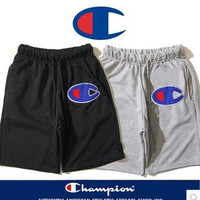 Casual Pants Cotton Sports Beach Shorts [10269440519]