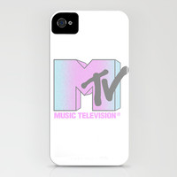 mtv iPhone & iPod Case by calm oceans™