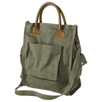 Mossimo Supply Co. Tote Handbag with Strap - Olive Green