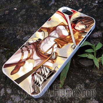 attack on titan case sell online for iPhone 4/4s/5/5s/5c/6/6+ case,iPod Touch 5th Case,Samsung Galaxy s3/s4/s5/s6Case