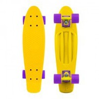 "Penny Original 22"" Yellow Yellow Purple"