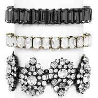 Neutral Gem Bracelet Set (RETAIL VALUE $98)