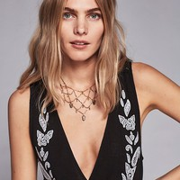 Free People Songbird Romper