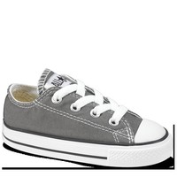 Charcoal Chuck Taylor Toddler Shoes : Baby Converse Shoes | Converse.com