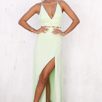 Buy Lime Paradise Maxi Online by SABO SKIRT