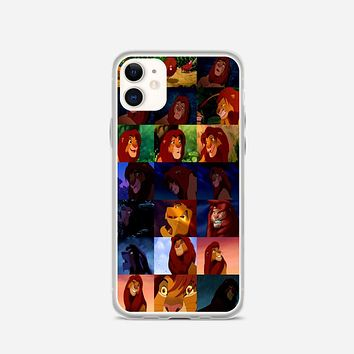 Simba The Lion King iPhone 11 Case
