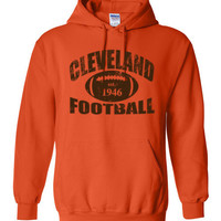 Cleveland Browns Football Hoodie