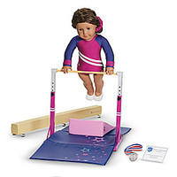 American Girl® Clothing: Gymnastics Outfit & Set