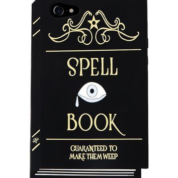 Spell Book 3D iPhone Case