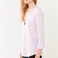 Silence + Noise Josephine Blouse - Urban Outfitters