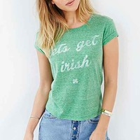 Project Social T St. Patty's Day Tee- Green