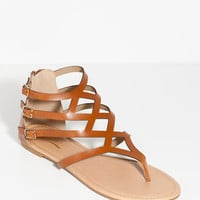 Gizmo-2 Sliced Sandal