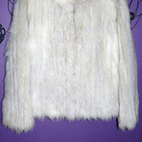 Vintage SAGA Fox Fur Jacket Fur Coat