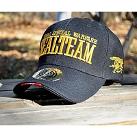 Marine Corps Letters Bone Baseball Cap Men Outdoor Hunting Navy Seals Hat Sport For Adult