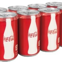 Coca-Cola, 8 ct, 7.5 FL OZ Mini-Can