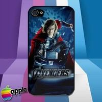 Thor The Avengers God Of Thunder iPhone 4 or iPhone 4S Case
