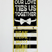 """Simply Southern 10"""" x 12"""" Home Decore Signs"""
