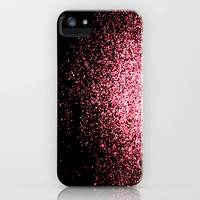 infinity in red iPhone Case by Marianna Tankelevich | Society6