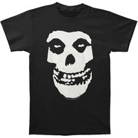 Misfits Men's  Fiend Skull T-shirt Black