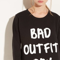 Local Heroes Bad Outfit Pullover