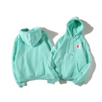 Champion Fashion Hooded Top Sweater Sweatshirt Hoodie