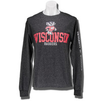 Gear for Sports Distressed Long Sleeve (Charcoal)