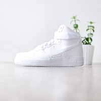 KUYOU Nike Air Force 1 High '07 (White/White)