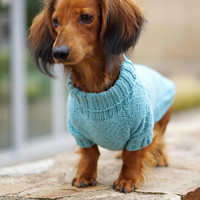 Dachshund Sweater Dog Clothes Doxie Clothes Dog sweater Dog coat Dog Jacket Clothes for pet Dog pullover Dog costume Sweater for dog For pet