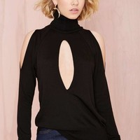 Nasty Gal Cut It Out Top