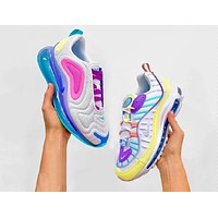 Nike Air Max 98 / Air Max 720 Air cushion sports running shoes