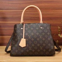 DCCK LV Louis Vuitton Shoulder Bag Female Inclined Shoulder Bag