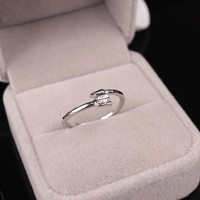 Shiny New Arrival Gift Jewelry Hot Sale Accessory Stylish Simple Design Geometric Alloy Ring [11187555348]