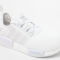adidas NMD Runner White Shoes at PacSun.com
