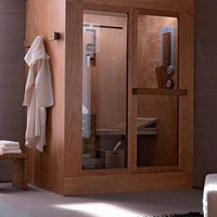 Tris Sauna Steam Room by Ideal Standard