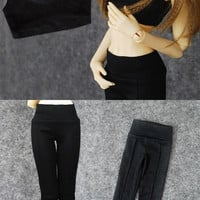 BJD Clothes Girl Girdles Yoga Suit for SD16/SD13/SD10/MSD Ball-jointed Doll_CLOTHING_Ball Jointed Dolls (BJD) company-Legenddoll