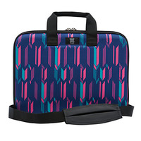 Chloe Dao By Nuo Slim Laptop Brief For 15.6 Laptops Chevron by Office Depot & OfficeMax